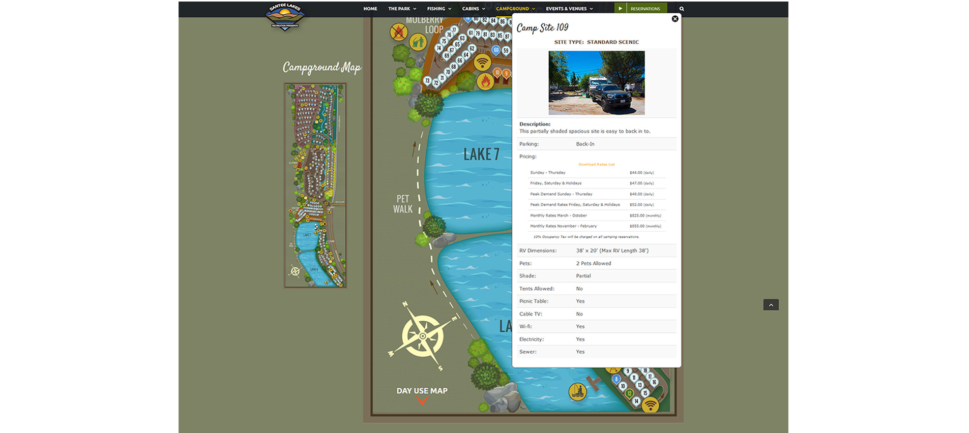santee-lakes-maps-design